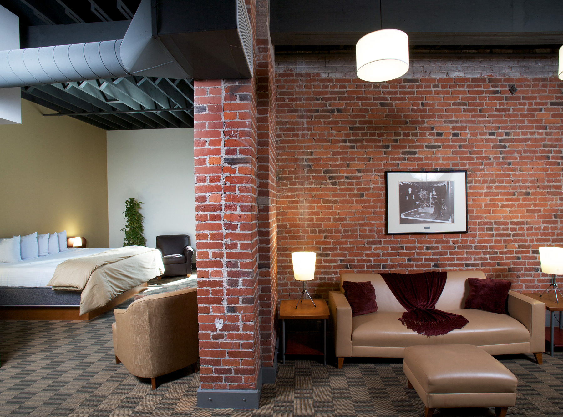 Columbus, Ohio: The Lofts in Columbus
