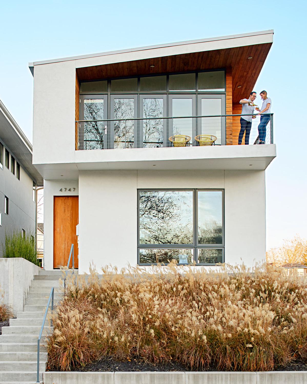 Carpenter home—exterior