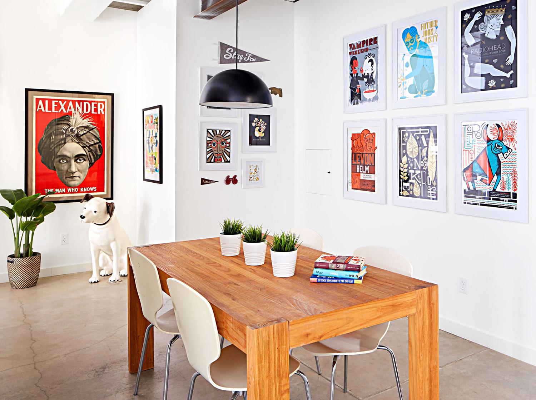 Carpenter house studio