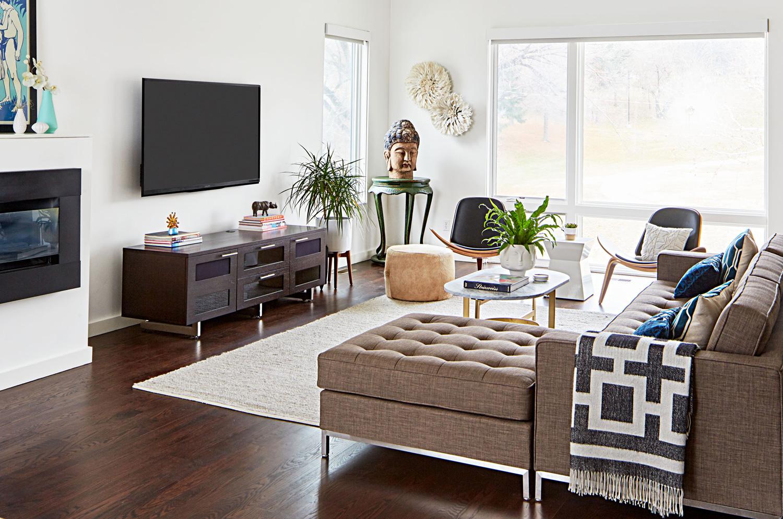 Carpenter living room