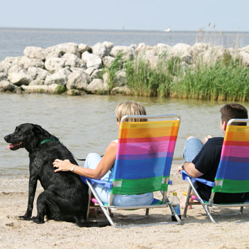 Things to Do in Ohio's Lake Erie Shore--Maumee Bay State Park