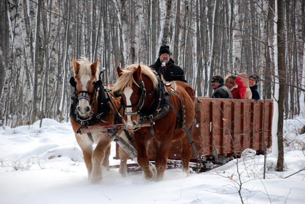 5 Ways To Explore Door County S Winter Magic Midwest Living