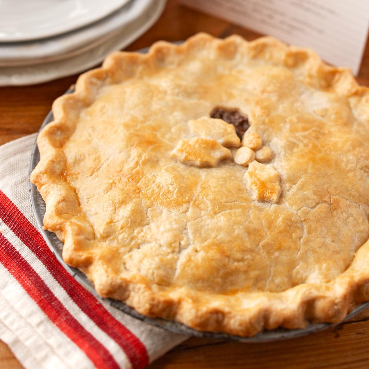 Kathy's Meat Pie