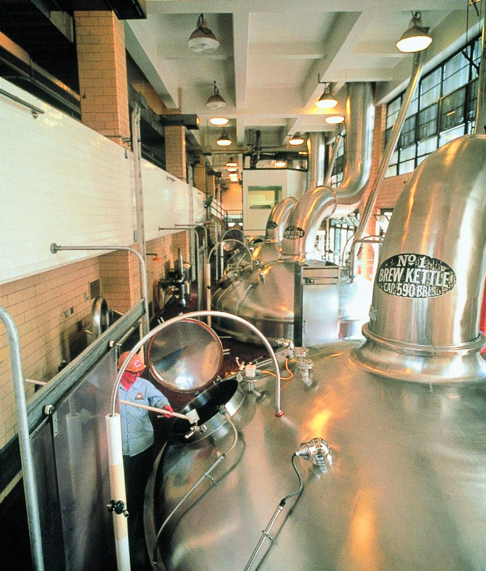 Miller Brewery Tour.