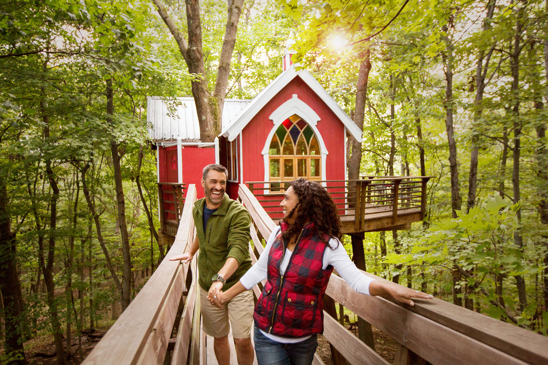 Mohican Cabins and Treehouses