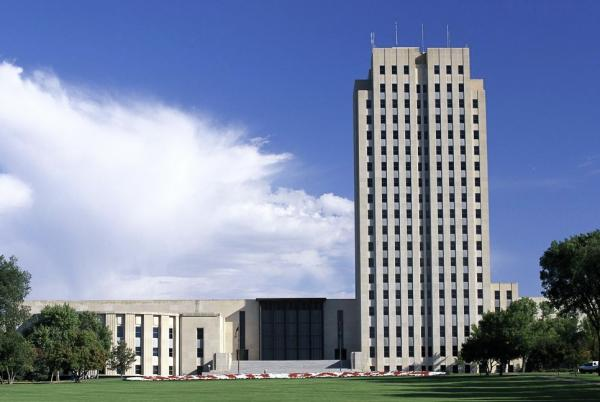North Dakota State Capitol Building and Grounds