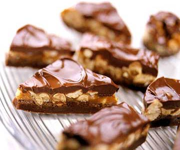 Easy Candy-Bar Treats