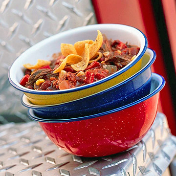 Three-Alarm Lansing Fire Chili recipe