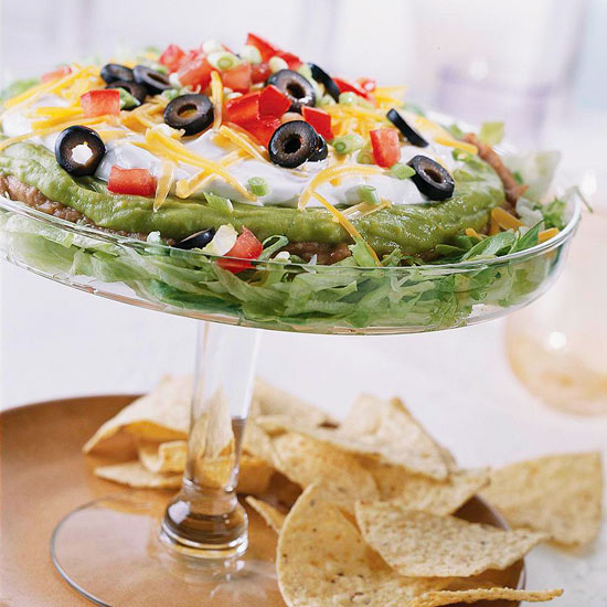 Mexican Seven-Layer Dip