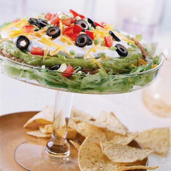 Mexican Seven-Layer Dip
