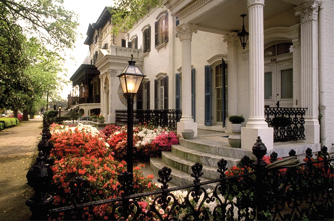 Best Hotels In Historic Savannah Ga