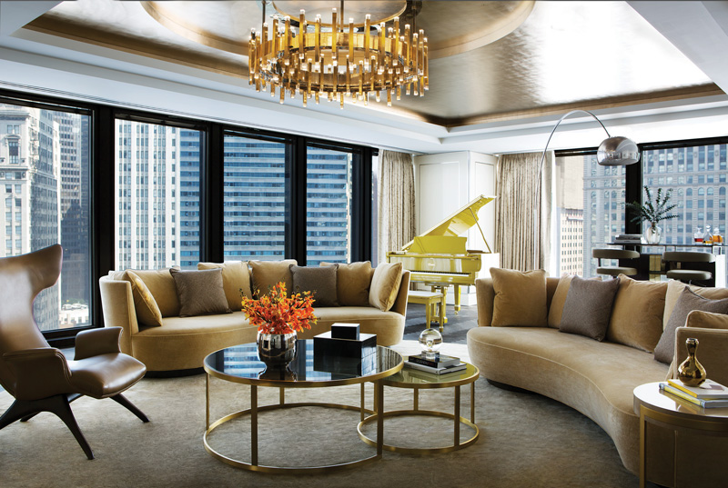 Infinity Suite, The Langham Chicago