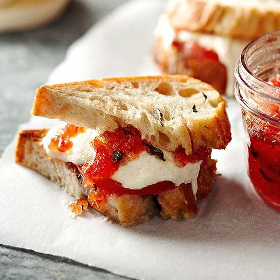 Tomato-Basil Jam