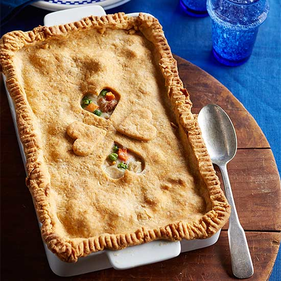 Unforgettable Chicken Pie