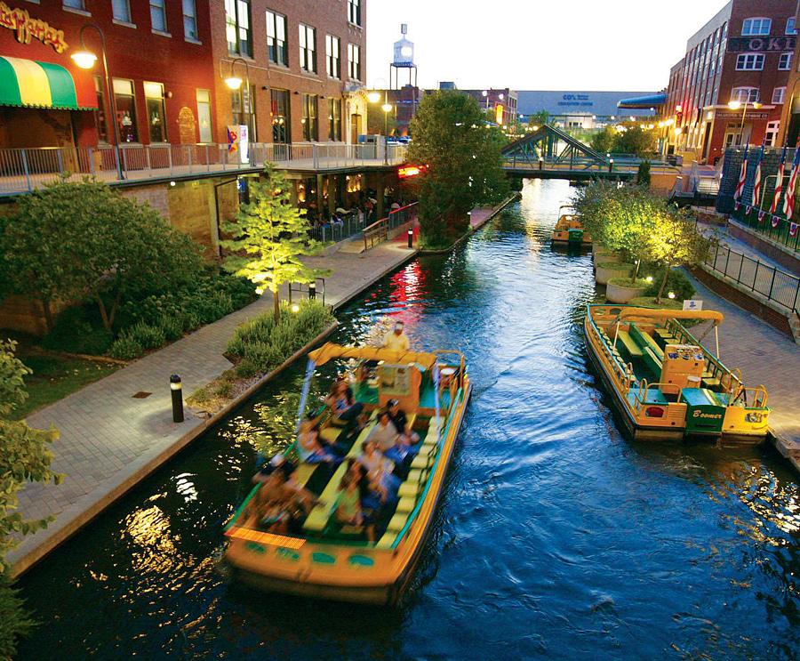 Oklahoma City Trip Guide Midwest Living