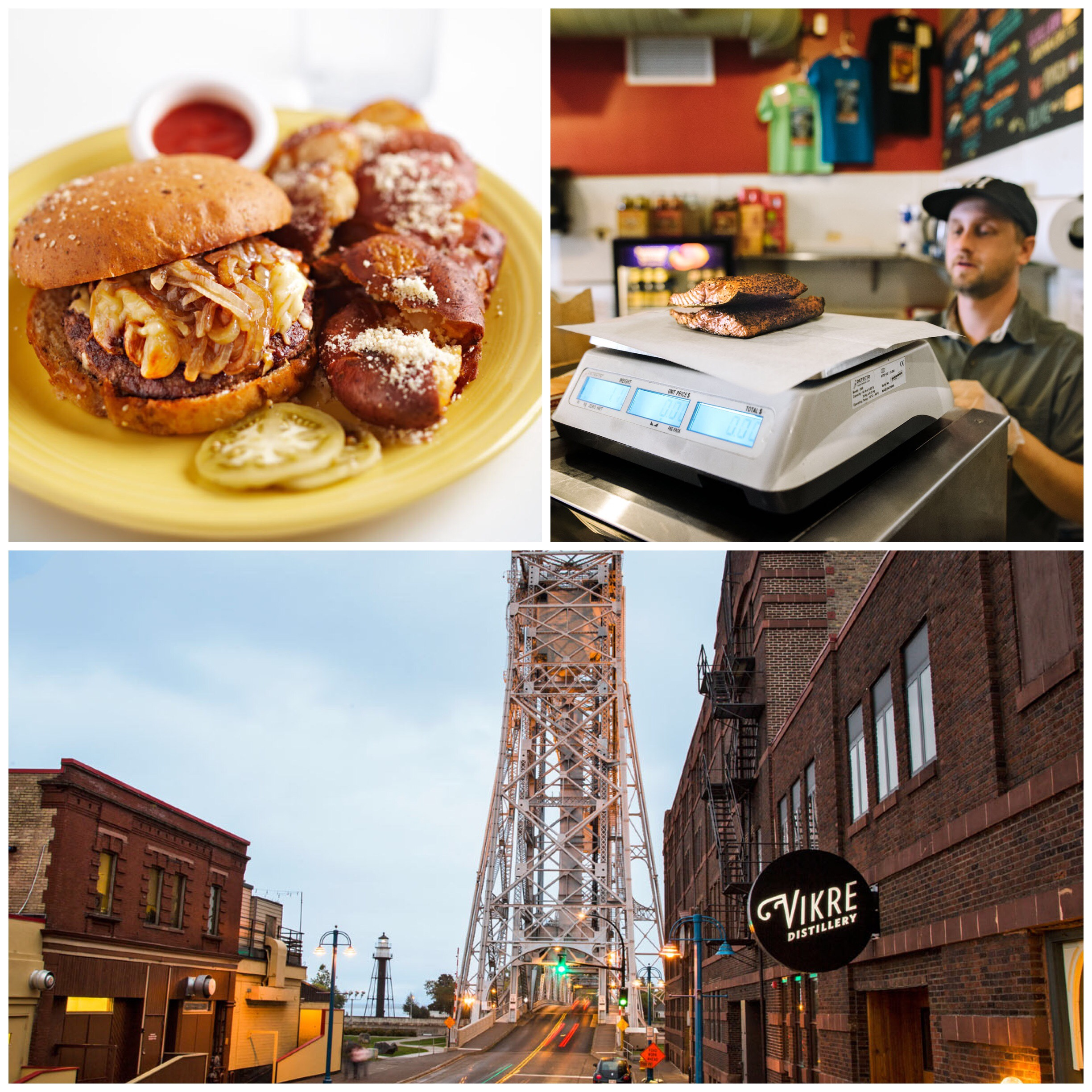 Duluth restaurants