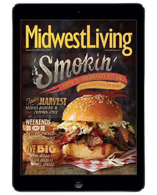 Midwest Living Magazine Digital Edition FAQs