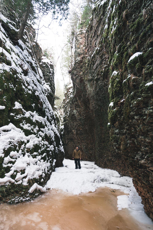 Kadunce gorge