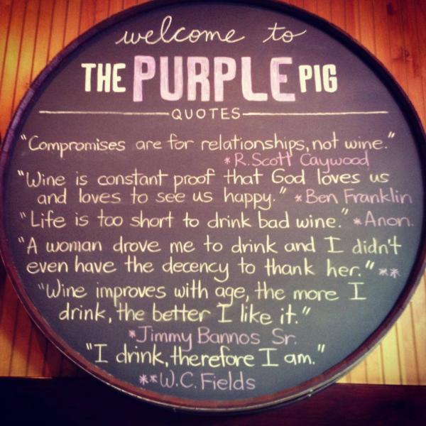 The purple pig chicago / Save-on-crafts com promo code