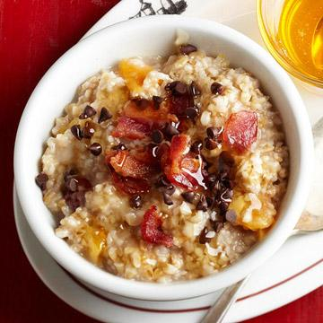 Steel-Cut Oatmeal Heaven
