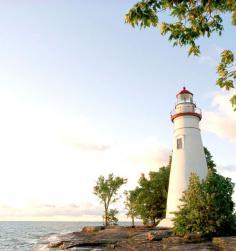 Marblehead Lighthouse.