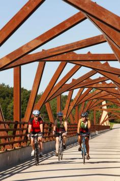 Iowa's High Trestle Trail