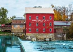 Bridgeton Mill, Indiana.
