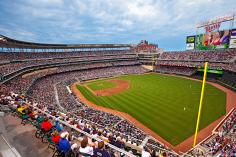 Target Field. Photo courtesy of Meet Minneapolis