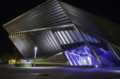 Eli and Edythe Broad Art Museum
