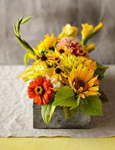 Prairie Palette Flower Arrangement