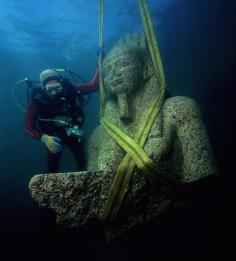 Sunken Cities excavation