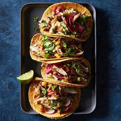 Chicken Carnitas Tacos