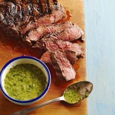 Chimichurri Steak Sauce
