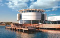 Discovery World Center for Public Innovation. Photo courtesy of Visit Milwaukee.