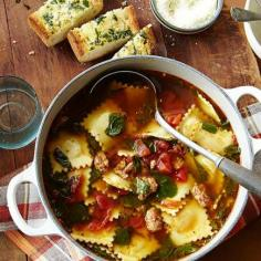 Italian Dinner Soup