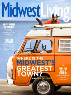 July August 2016 Midwest Living