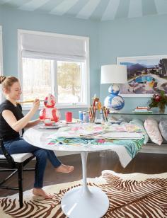 Jana Bek work space
