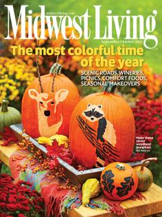 September October 2013 Midwest Living Cover