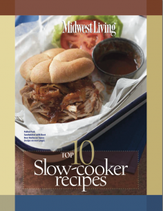 Slow-cooker cookbook