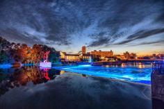 South Bend River Lights