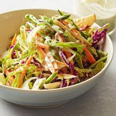 Sugar Snap Pea Slaw