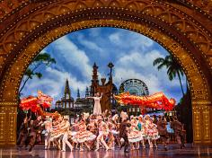 Chinese dancers and fairgoers swirl through Marie's dream against a reimagined World's Fair backdrop in the new The Nutcracker, with music by the Chicago Philharmonic.