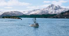 Fishing in Alaska