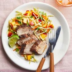 Jamaican Pork Tenderloin