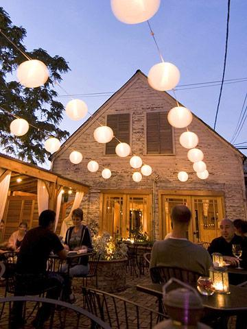 Best Alfresco Dining In Chicago