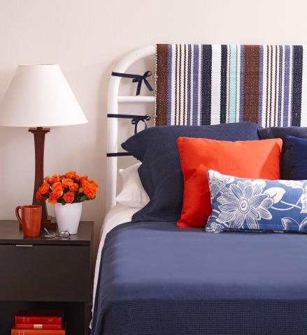 & 28 Easy Headboard Projects | Midwest Living pillowsntoast.com