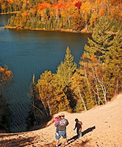 5 Perfect Fall Road Trips in Michigan