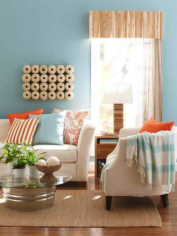 5 Budget DIY Decorating Ideas | Midwest Living