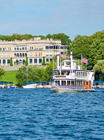 Explore Lake Geneva, W...