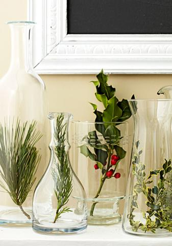 Nature-Inspired Christmas Decorations